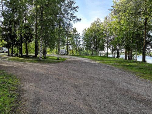 Imtran Vuoksen Kalastuspuisto leirintäalue