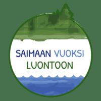 Saimaan Vuoksi Luontoon logo
